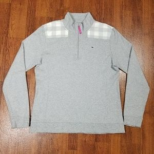 VINEYARD VINES WOMENS MEDIUM PULLOVER SWEATSHIRT